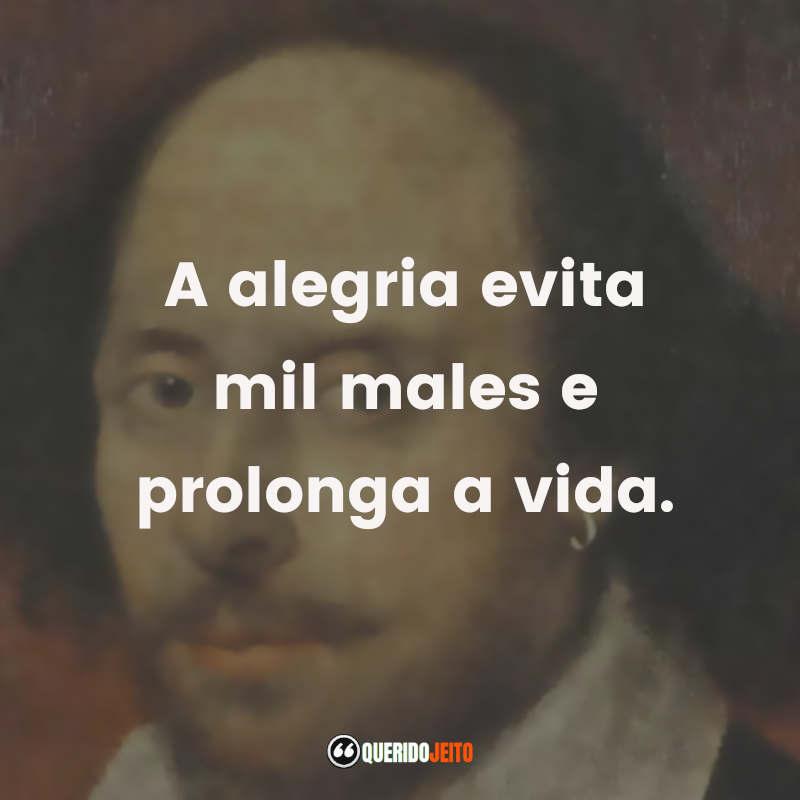 Frases William Shakespeare