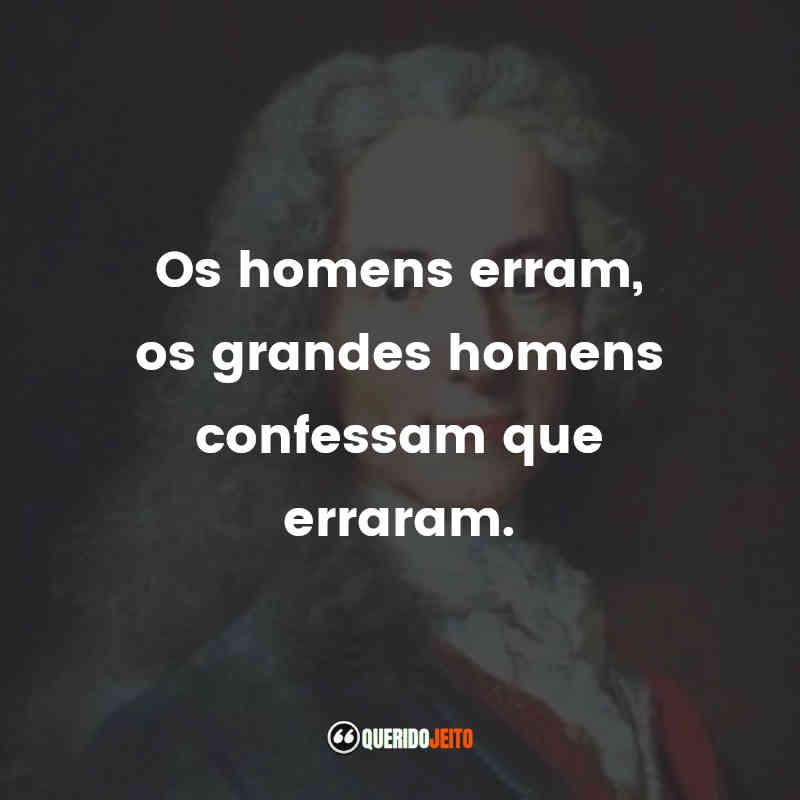 Escritor Voltaire Frases
