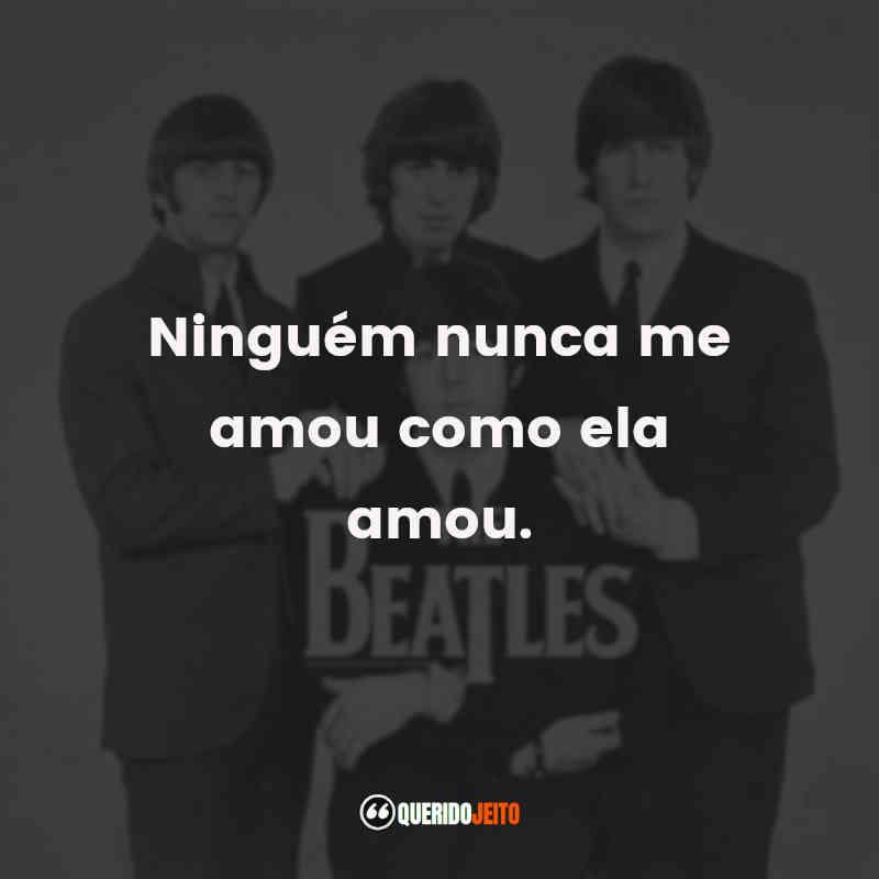 Frases do The Beatles