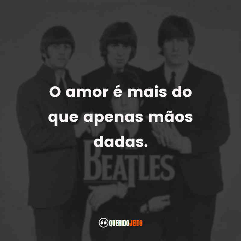 Frases dos Beatles
