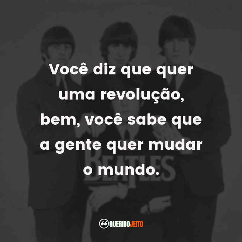 The Beatles Frases