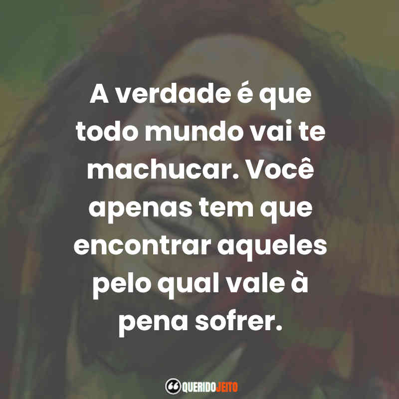 Frases do Bob Marley