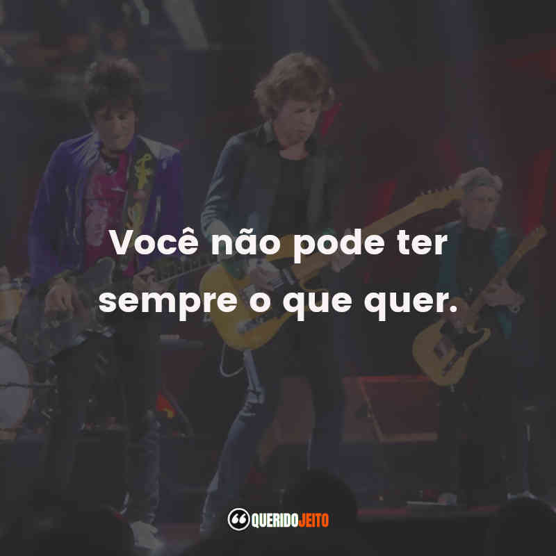 The Rolling Stones Frases