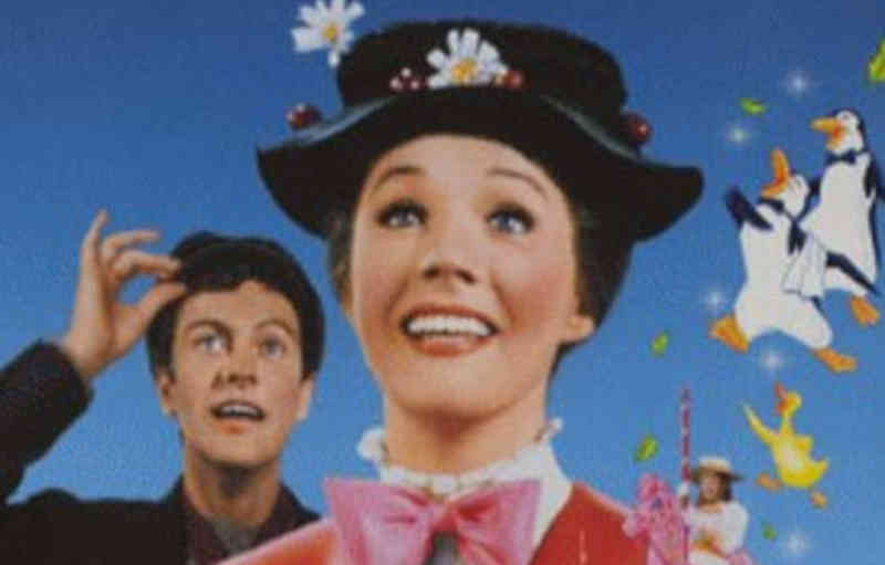 Frases do Filme Mary Poppins