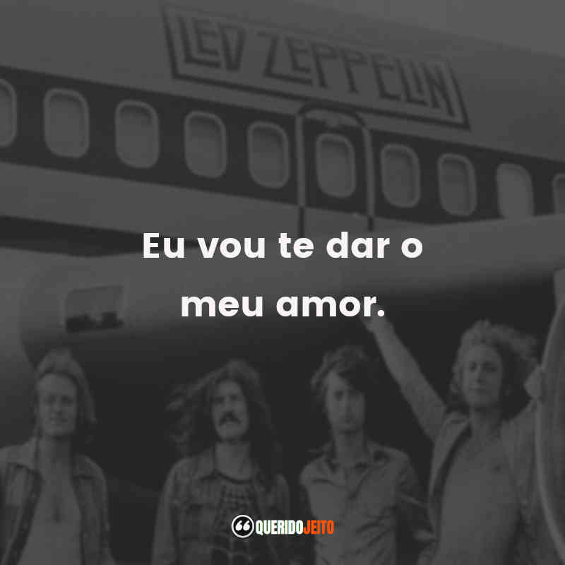 Frases do Led Zeppelin