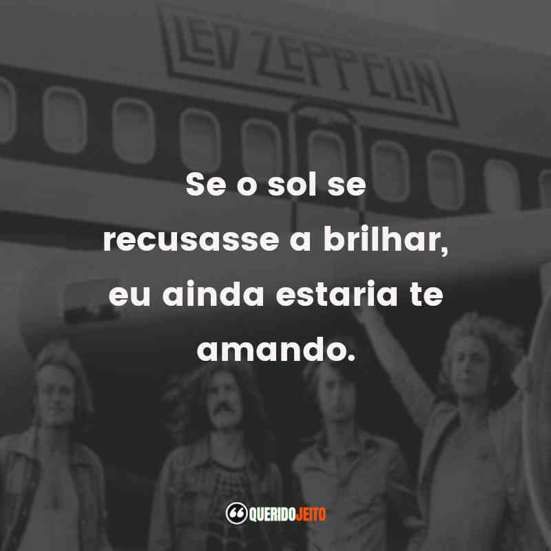Frases Led Zeppelin