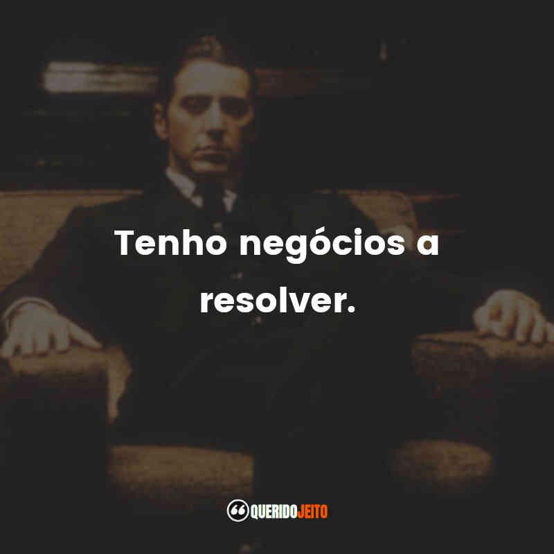 Citações do Vito Corleone