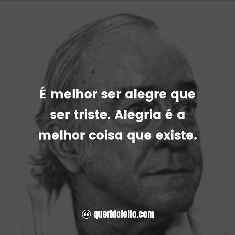 Frases do Vinícius de Moraes