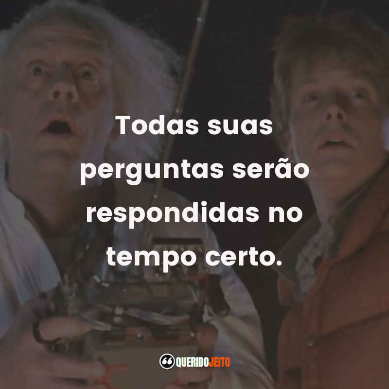 Frases Back to the Future