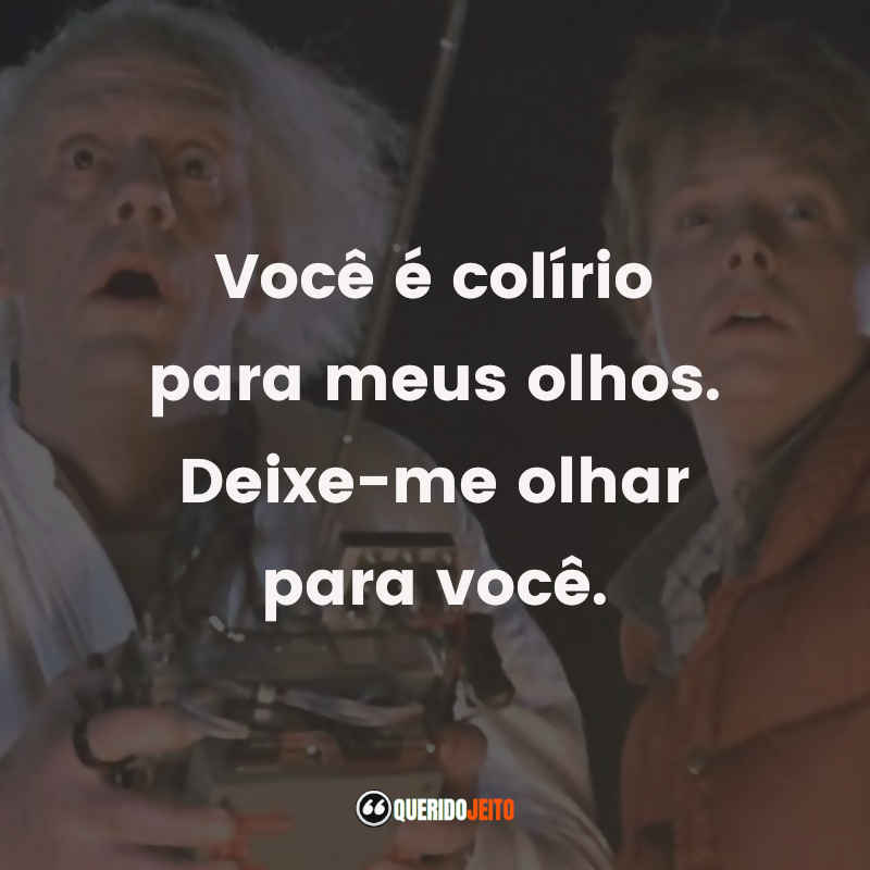 Marty McFly Frases
