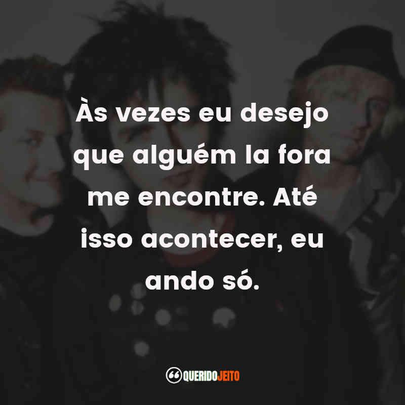 Frases de Músicas Green Day
