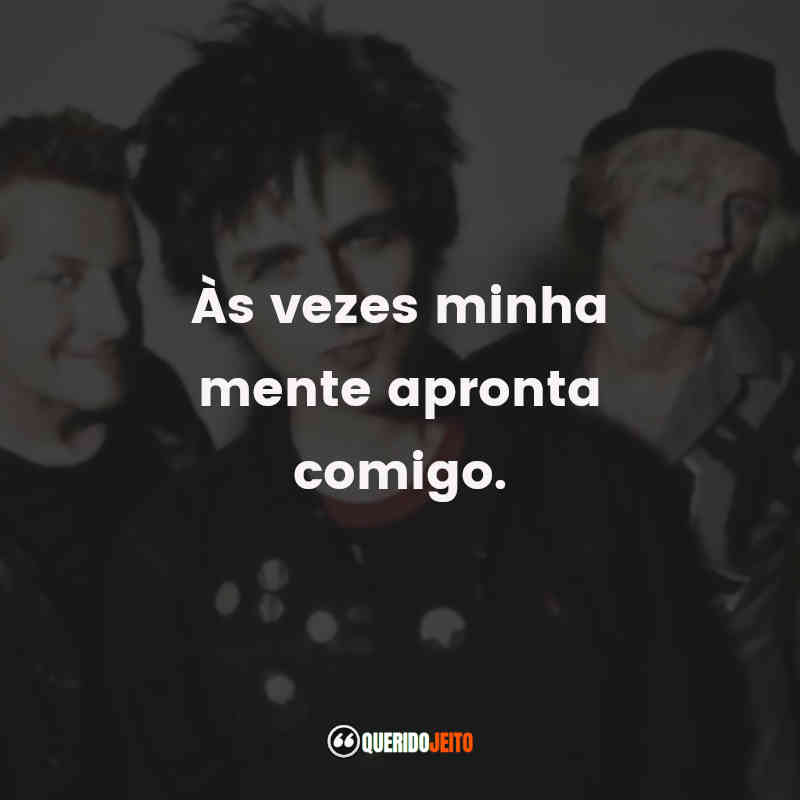 Frases Green Day