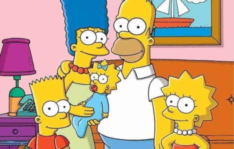 Frases da Série Os Simpsons