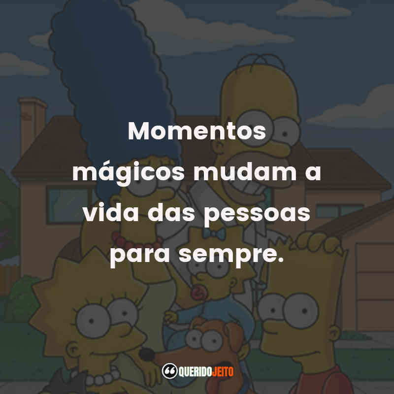 Frases dos Os Simpsons