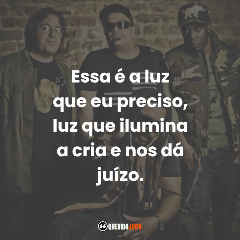 Frases O Rappa facebook