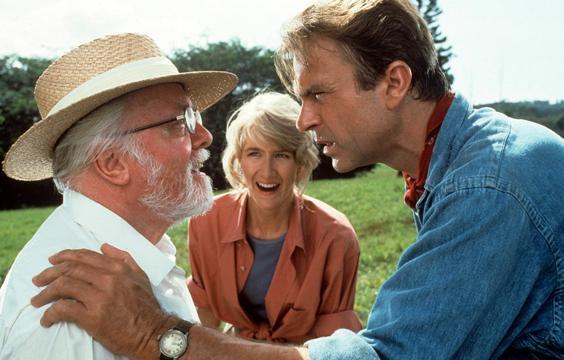 frases Ellie Sattler, frases Steven Spielberg.