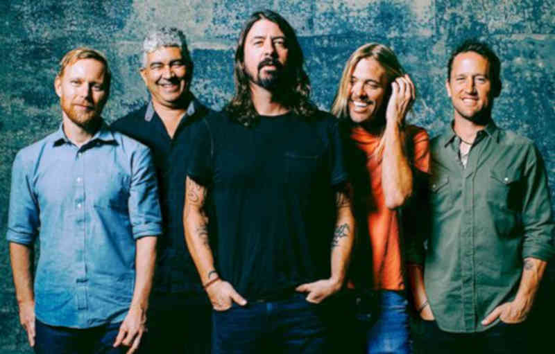 Frases Foo Fighters