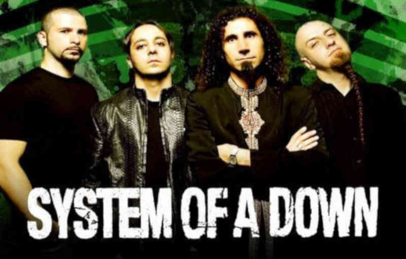 Frases do System of a Down