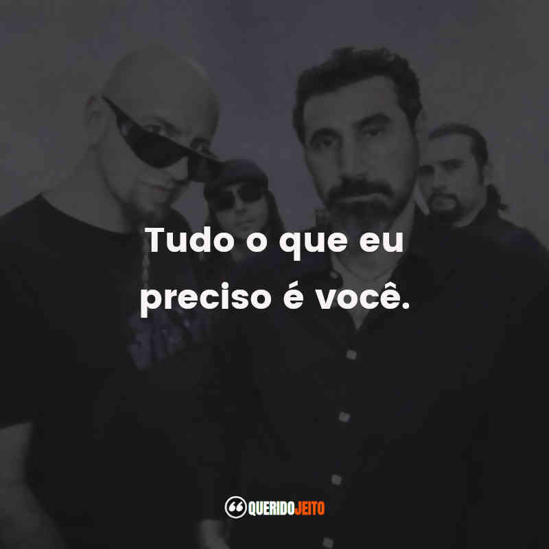 Frases System of a Down