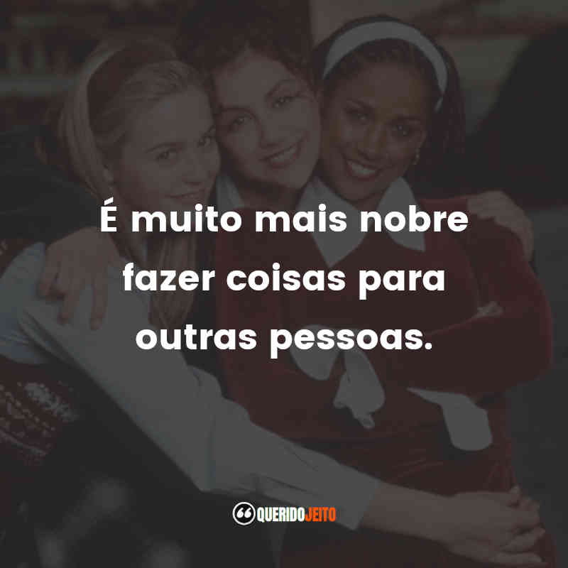 Frases As Patricinhas de Beverly Hills