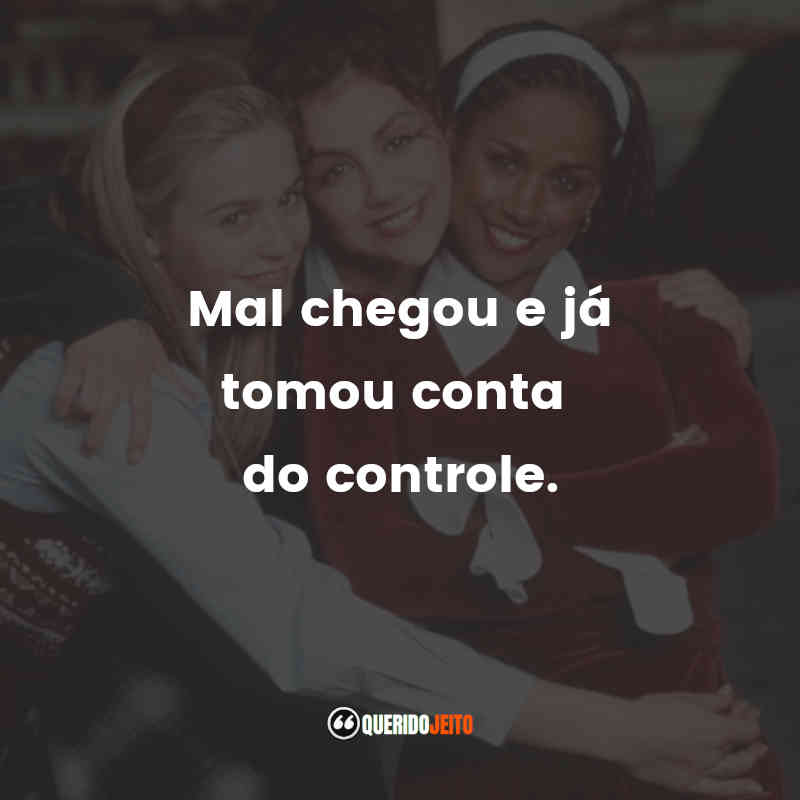 As Patricinhas de Beverly Hills Frases