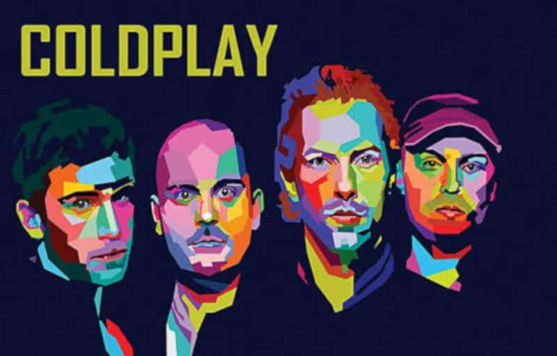 Frases Coldplay