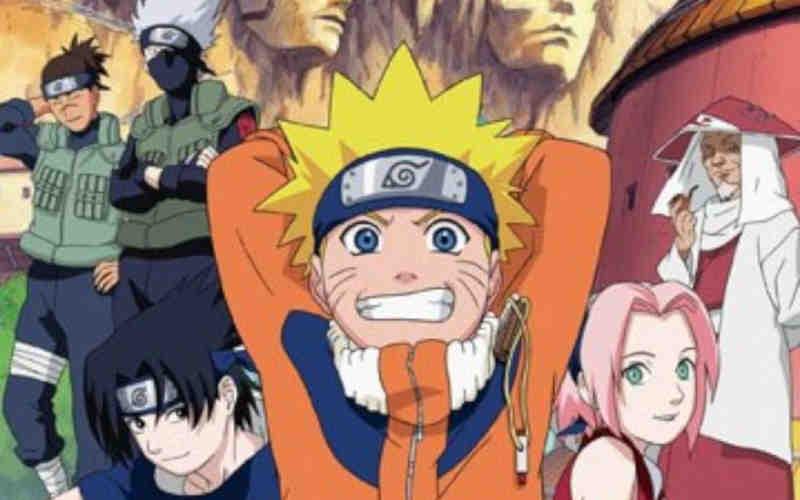 Frases da Série Naruto