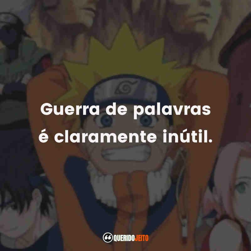 Frases Naruto tumblr