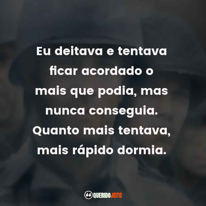O Resgate do Soldado Ryan Frases