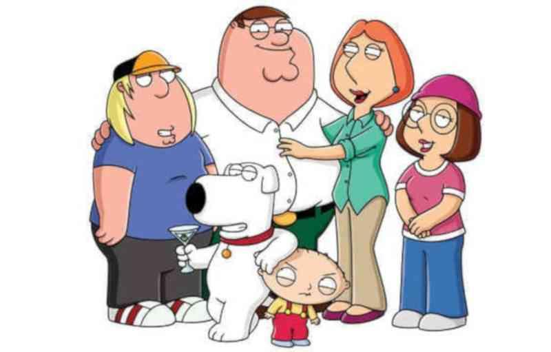 Frases da Série Family Guy