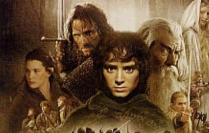 Frases do Filme O Senhor dos Anéis: A Sociedade do Anel