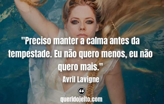 Trechos De Músicas E Frases Avril Lavigne Querido Jeito