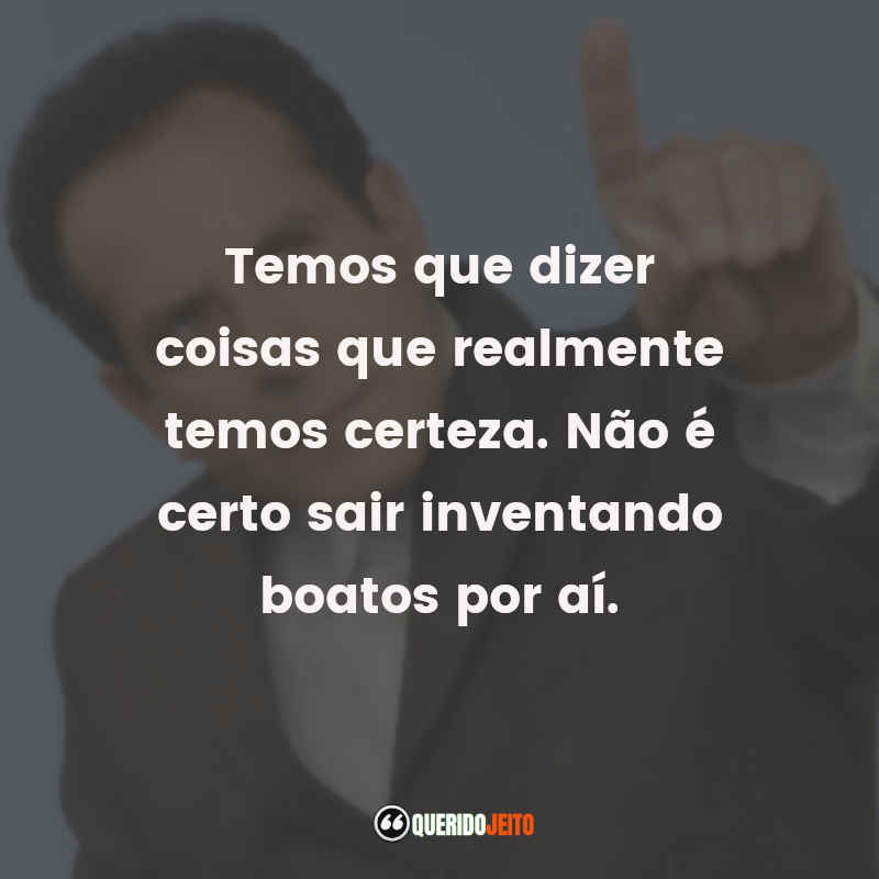 Série Monk Frases Consultor