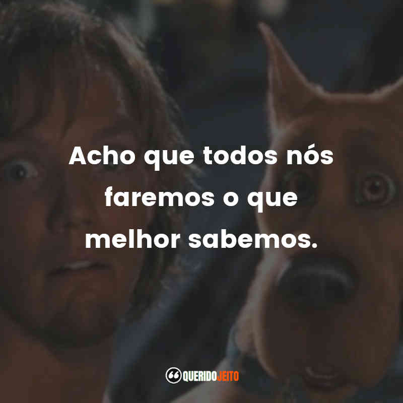 Frases Scooby-Doo (2002)
