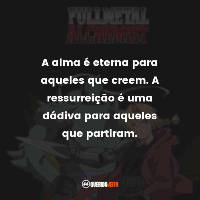 Frases Fullmetal Alchemist