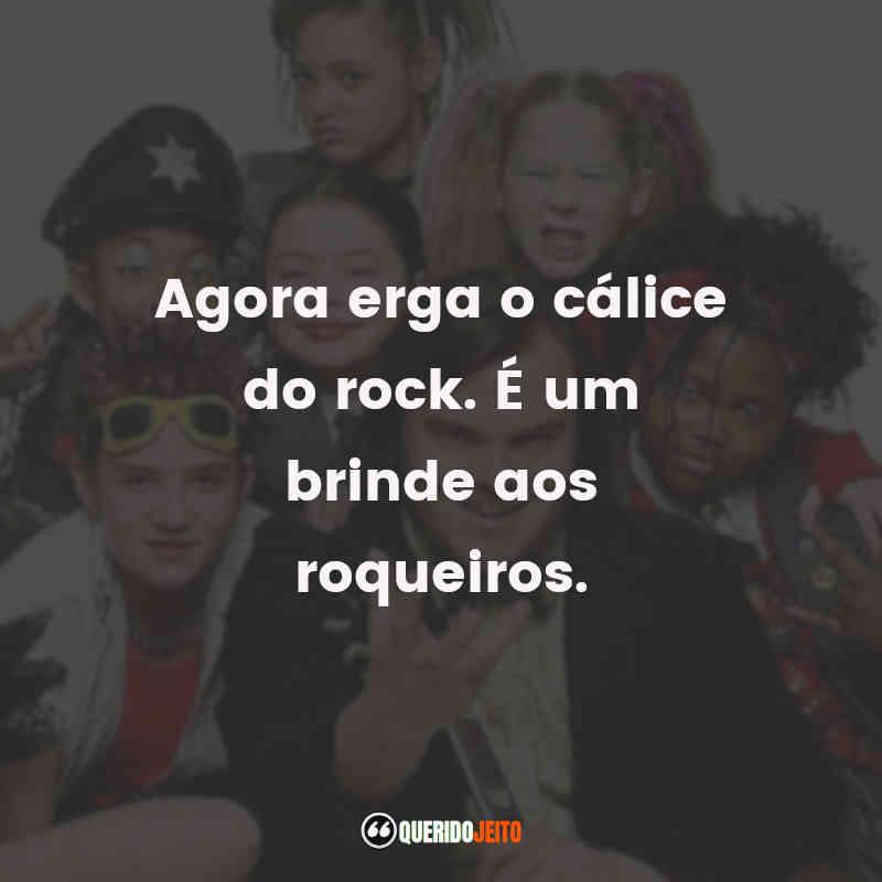 Escola de Rock Frases