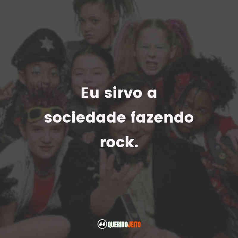 Mensagens da Escola de Rock