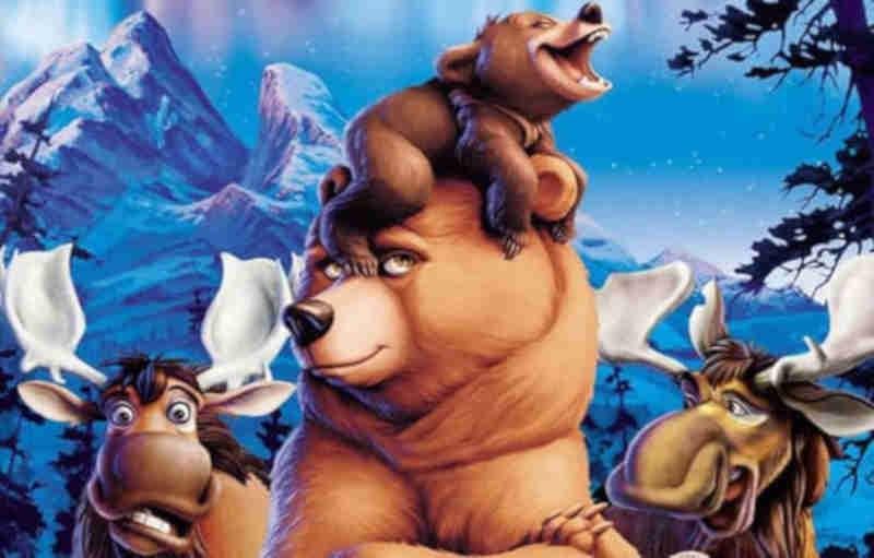 Frases do Filme Irmão Urso