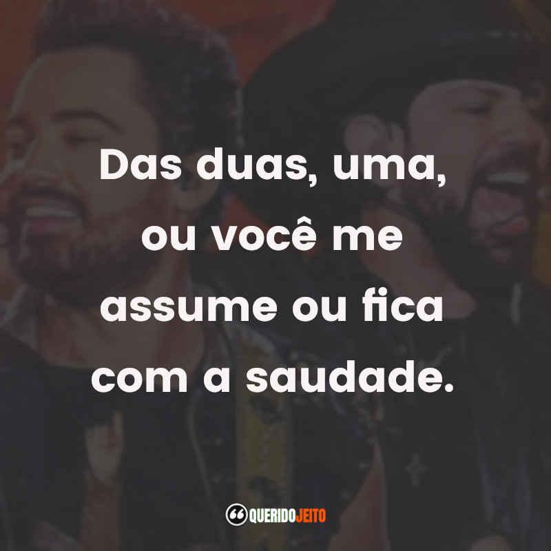 Fernando & Sorocaba Frases