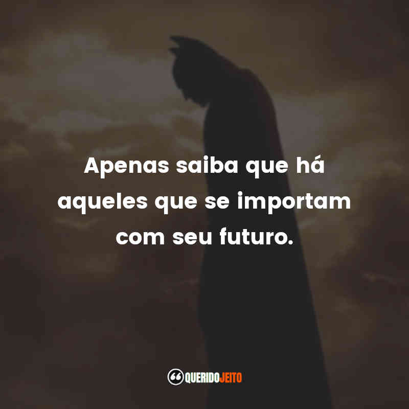 Frases Batman Begins