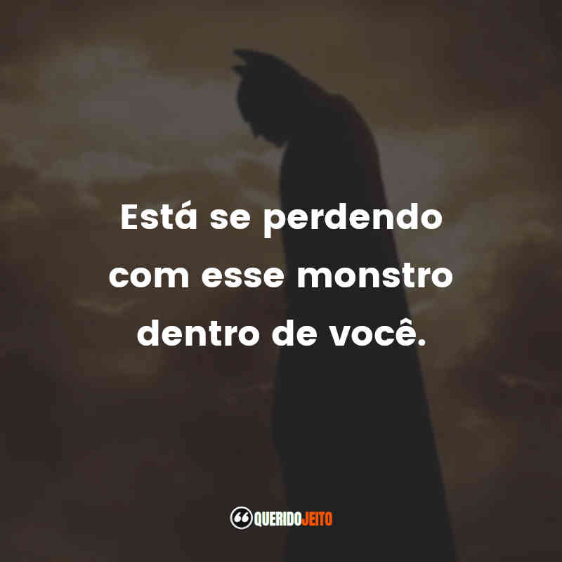 Frases de Batman Begins tumblr