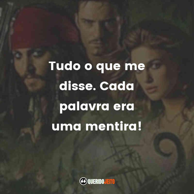 Citações Capitão Jack Sparrow