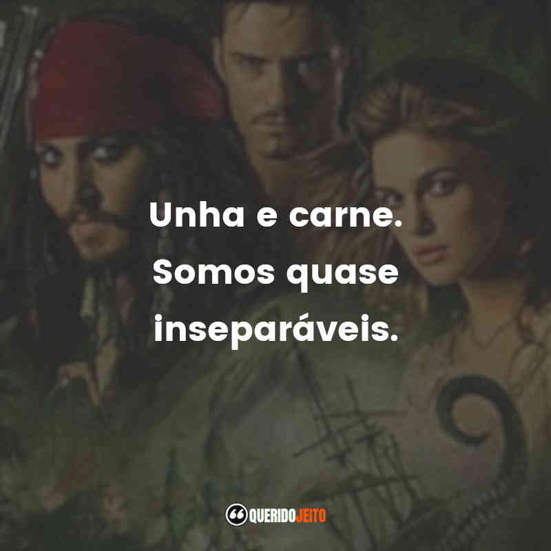 Capitão Jack Sparrow Citações