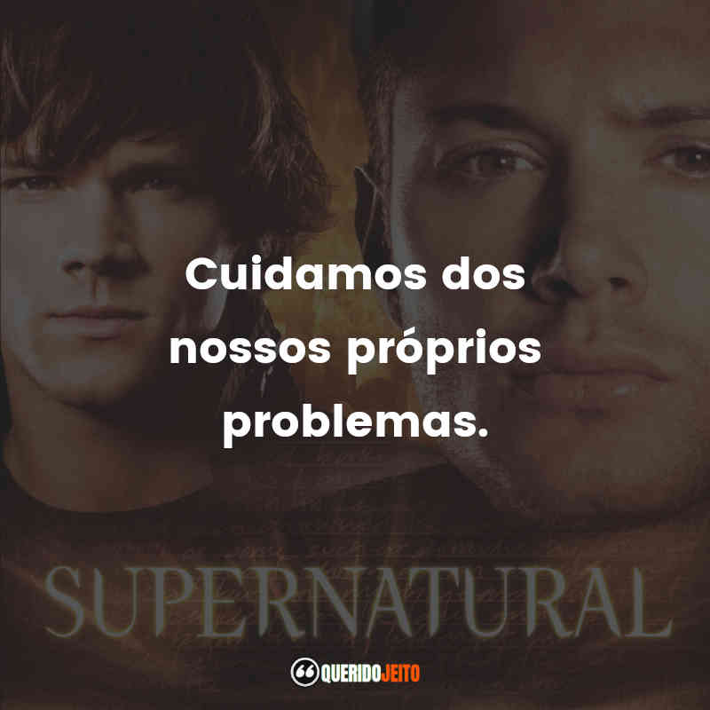 Frases Supernatural 2ª temporada