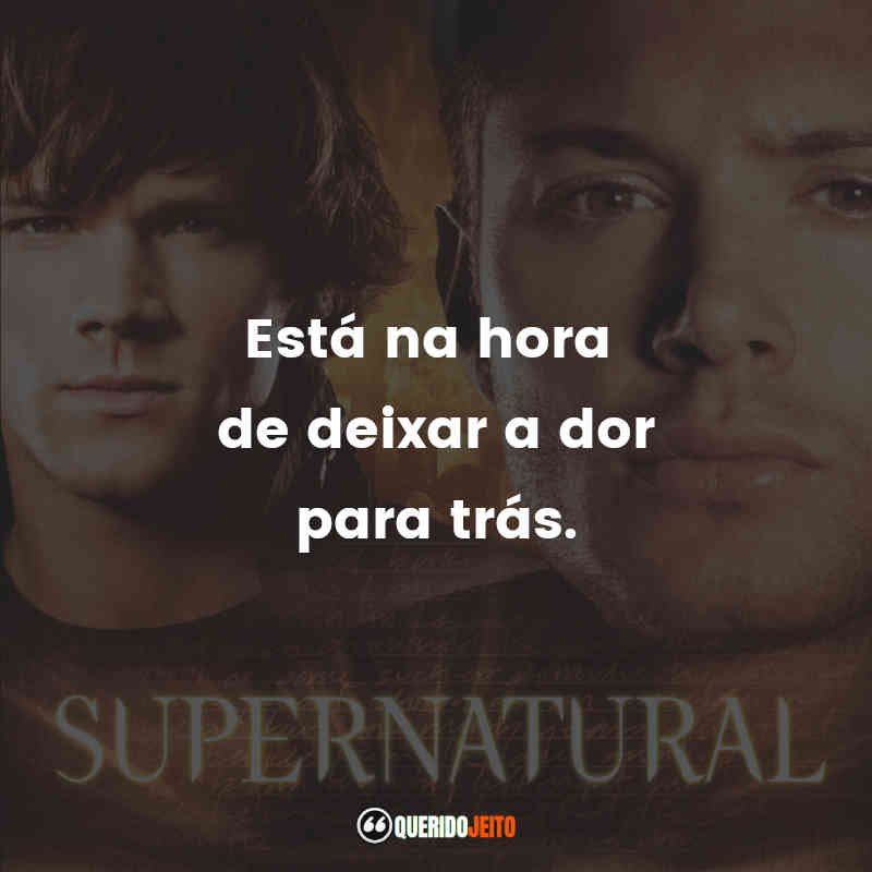 Frases da Segunda temporada de Supernatural