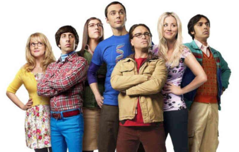Frases da Série The Big Bang Theory