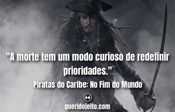 Frases Piratas do Caribe: No Fim do Mundo, Frases Jack Sparrow,