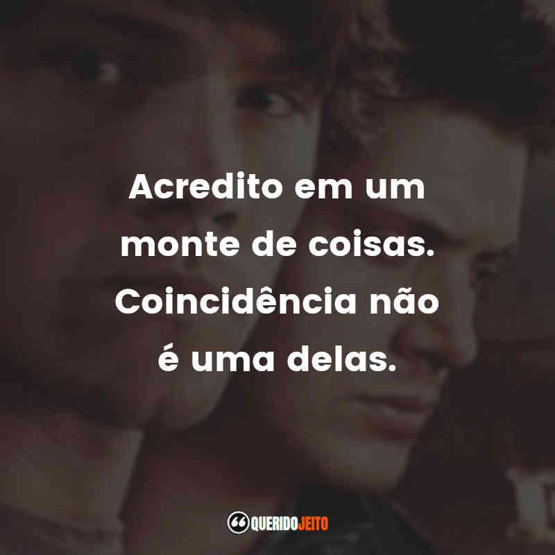 Supernatural - 3ª temporada Frases