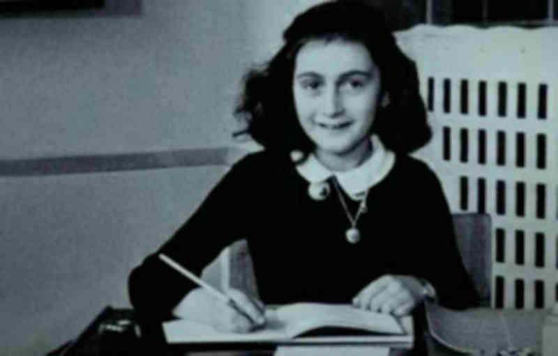 Frases do Livro O Diário de Anne Frank