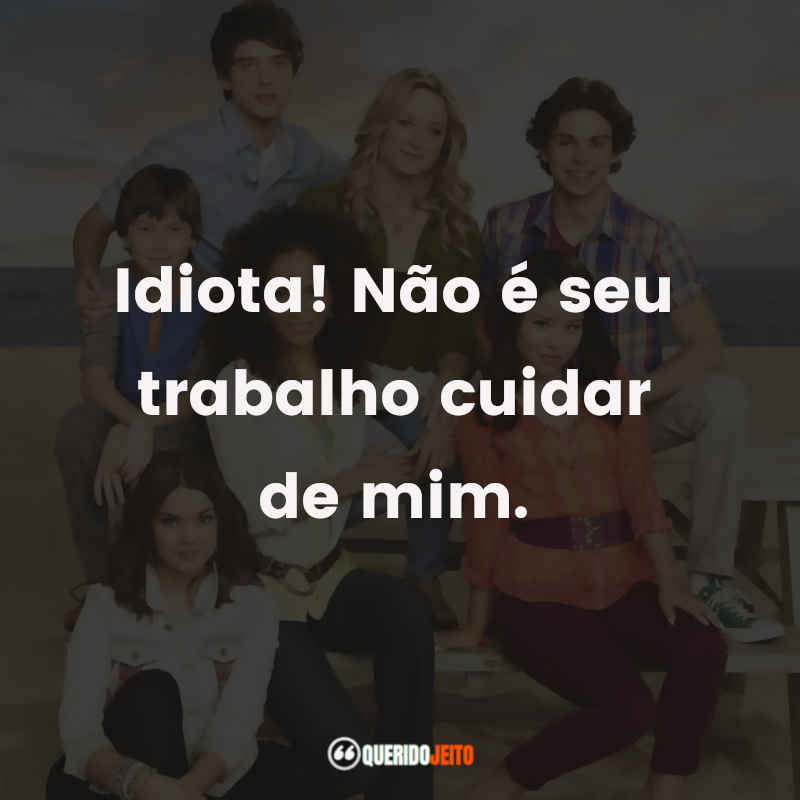 Frases Jesus Adams Foster The Fosters